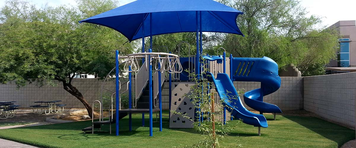 Installing a new playground?