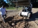 Playground Re-installation Foundation Preparation