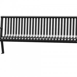 526-1100 Steel Strap Bench