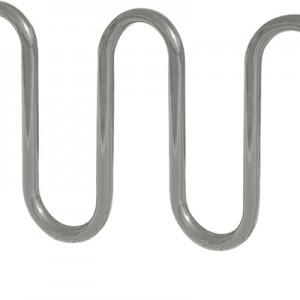 526_1003 Galvanized  Bike Rack