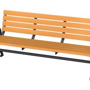 536-1203 Bench